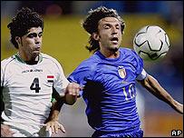 Italia 1 Irak 0