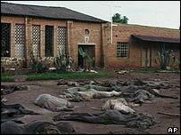 Rwanda killings
