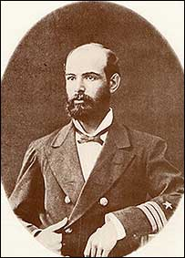 Arturo Prat (fotografía de la Armada chilena)