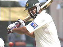 Inzamam has not hit centuries against nine Test nations