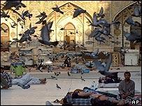 Imam Ali shrine, Najaf
