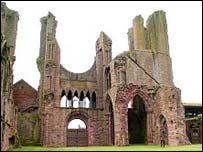 Arbroath Abbey (Picture by Undiscovered Scotland)