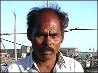 Jayesh Kanji Patel, 40, fisherman