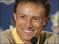 European Ryder Cup captain Bernhard Langer