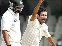 Irfan Pathan removes Inzamam-ul-Haq