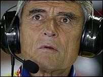 Michelin motorsport director Pierre Dupasquier