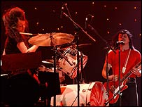 The White Stripes at Reading