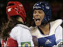 Brasil-Venezuela-Taekwondo