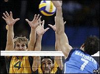 Brasil-Italia-V�ley