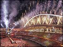 Athens closing ceremony