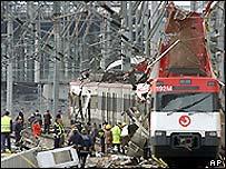 تفجيرات مدريد
