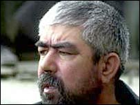 Faction leader General Abdul Rashid Dostum