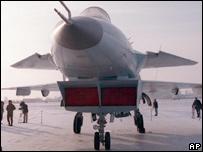 Российский истребитель 'МиГ'