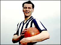 Robson was a fine talent as a player, making England's squad for the 1958 and 1962 World Cups