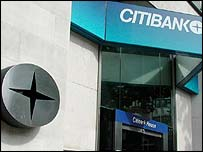 Citibank building, BBC
