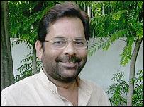 Muktar Abbas Naqvi
