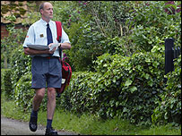 Postman (Royal Mail)