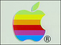 Apple Computer logo