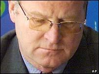 Bundesbank chief Ernst Welteke