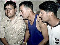 Relatives of Ramesh Khadka one of the hostages killed in Iraq
