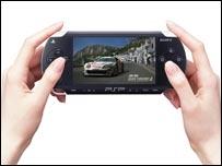Sony's PSP device