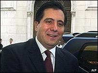 Presidente electo de Panamá, Martín Torrijos