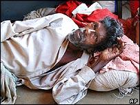 Displaced Tamil in eastern Sri Lanka