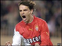 Fernando Morientes, del Monaco.