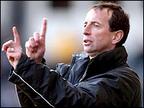 Plymouth caretaker boss Kevin Summerfield