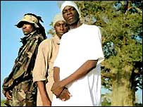 Senegalese rap group Daara J (Copyright Wrasse Records)