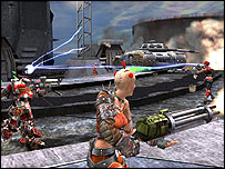 Screenshot of Unreal Tournament 2004