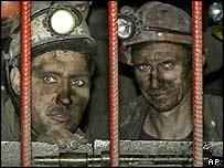 Russian rescuers