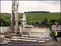 Eastgate drilling
