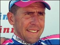 Lampre's Francesco Casagrande