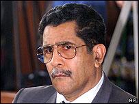 Former governor of East Timor Abilio Soares