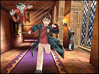 Screenshot from Harry Potter