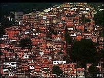 Favelas de Río de Janeiro.