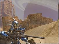 Screenshot from Unreal Tournament 2004, Atari