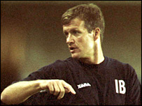 Ian Butterworth joined Cardiff as assistant manager in October 2000