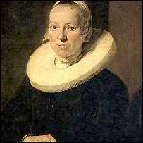 Portrait of a Lady by Frans Hals (Copyright Michaelis Collection)