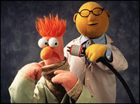 Honeydew and Beaker (Henson)