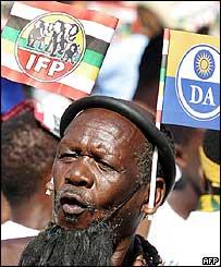 Opposition supporter