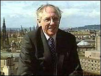 Donald Dewar