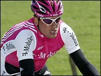 Jan Ullrich in the 2004 Tour de Cologne