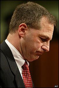 Former FBI director Louis Freeh testifies