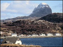 Suilven/Undiscovered Scotland