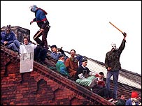 Strangeways demonstration