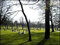 London's Hyde Park