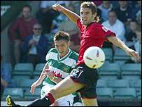 Yeovil v Swansea