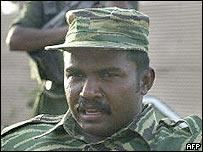 Colonel Karuna, breakaway Tamil Tiger commander